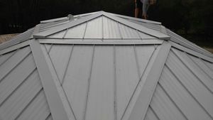 Roofing in The Villages FL by P.J. Roofing, Inc