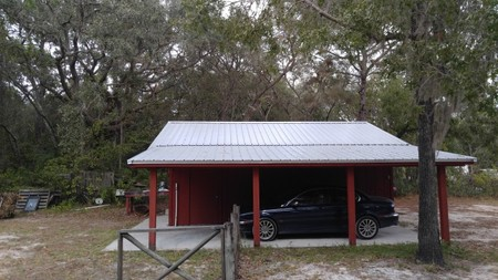 Metal Roof Installation Wildwood, FL