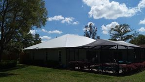 One by Fours Solar Barrier and Metal is 26 gauge ultra Lok in Brooksville, FL (4)