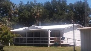 1x4 and Foil Insulation 26 gauge Ultra Lok for Roof Installation  in Webster, FL (2)