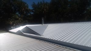 1x4 and Foil Insulation 26 gauge Ultra Lok for Roof Installation  in Webster, FL (4)