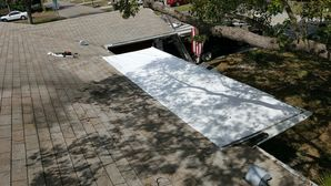 Repairing a Flat Roof in Homosassa, FL (1)