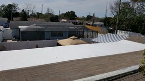 Flat Roof Repair and Installation in Candler, FL